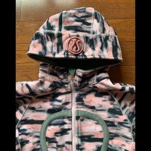 🦄Lululemon Scuba Hoodie/Jacket ll-Wamo Camo🦄